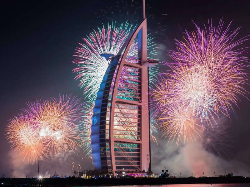 DUBAI - CAP D'ANY